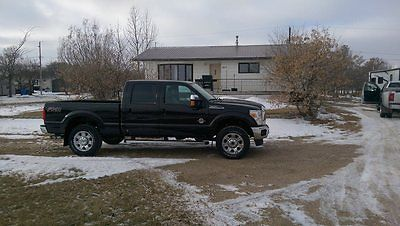 Ford : F-350 Lariat Crew Cab Pickup 4-Door 2014 ford f 350 super duty lariat crew cab pickup 4 door 6.7 l