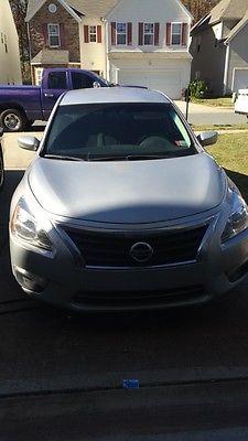 Nissan : Altima 2014 nissan altima 2.5 s