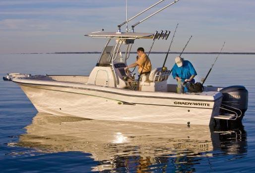 2014 Grady-White Fisherman 230
