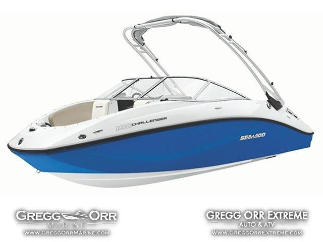 2012 Sea-Doo Challenger 180