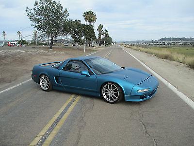 Acura : NSX 1991 acura nsx 5 speed 85 k california classic