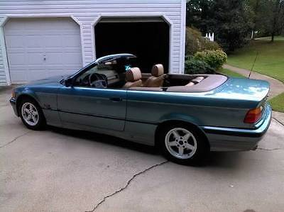 BMW : 3-Series 1995 325 i convertible