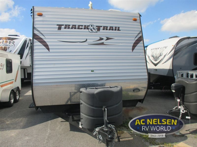 2014 Gulf Stream Rv Track & Trail 17RTHSE