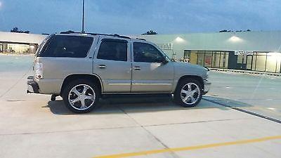 Chevrolet : Tahoe Lt 2001 chevrolet tahoe lt sport utility 4 door 4.8 l fully loaded with extras 96 k