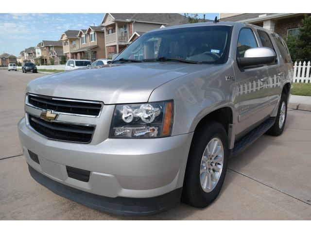 chevrolet tahoe hybrid 2008 cars for sale. Black Bedroom Furniture Sets. Home Design Ideas