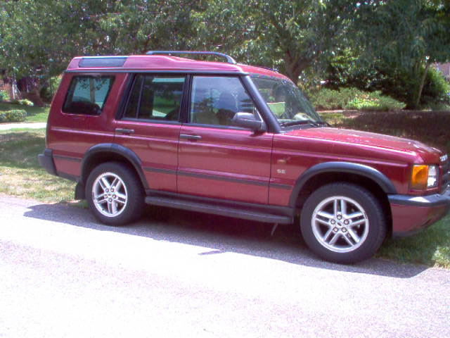 Land Rover : Discovery 4dr Wgn SE Very clean 2002 Land Rover Discovery SE dual roofs, htd leather seats,tow pkg