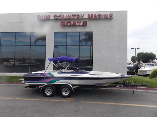 1994 Commander 21 Open Bow