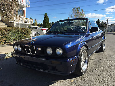 BMW : 3-Series 318 Stunning and rare Blue Convertible and ready to drive!