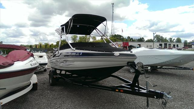 2012 Crownline BOWRIDER 195 SS