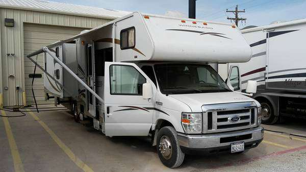Winnebago Chris Peeler Special 2008 Access 31ft 2 Rvs For Sale