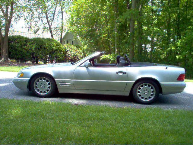 Sl roadster for sale nc for Mercedes benz for sale in nc