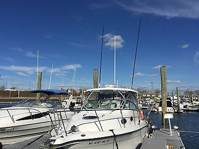 2003 Seaswirl 2901 Striper Walk Around