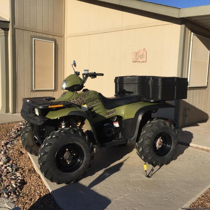 RANCH ATV