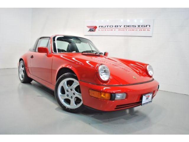 Porsche : 911 964 Targa ABSOLUTLY STUNNING CONDITION! 1991 Porsche 964 Carrera 2 Targa