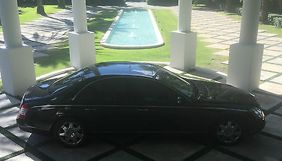 Maybach : 57s S Sedan 4-Door STEAL THIS $400K+ PRISTINE MAYBACH ALL PAPERWORK THE BEST YOU WILL FIND!
