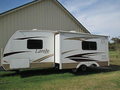 2008 Keystone Laredo 26RK - Travel Trailer - Camper - RV Glacier 1/2 Ton Edition