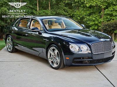 Bentley : Flying Spur 4.0 Litre V8 2015 bentley new flying spur v 8 mulliner