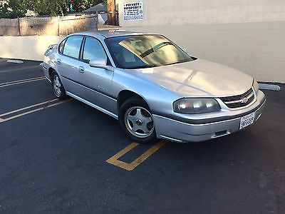Chevrolet : Impala LS 2001 chev impala clean smooth quiet strong reliable
