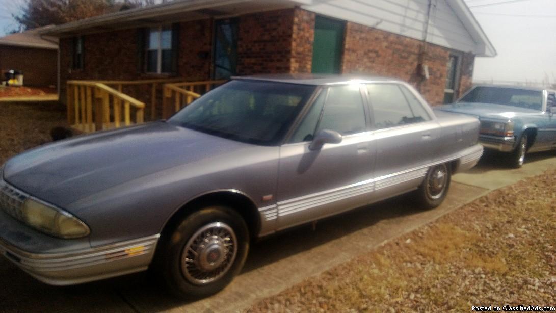 1991 Oldsmobile 98 Regency Elite