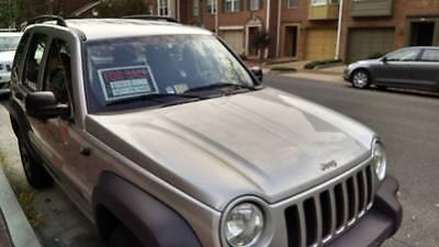 Jeep : Liberty 2003 jeep liberty 3.7 l 6 cylinder w 4 wd