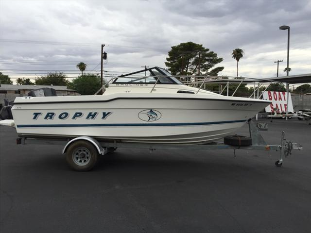 1998 Bayliner Trophy 2002WA