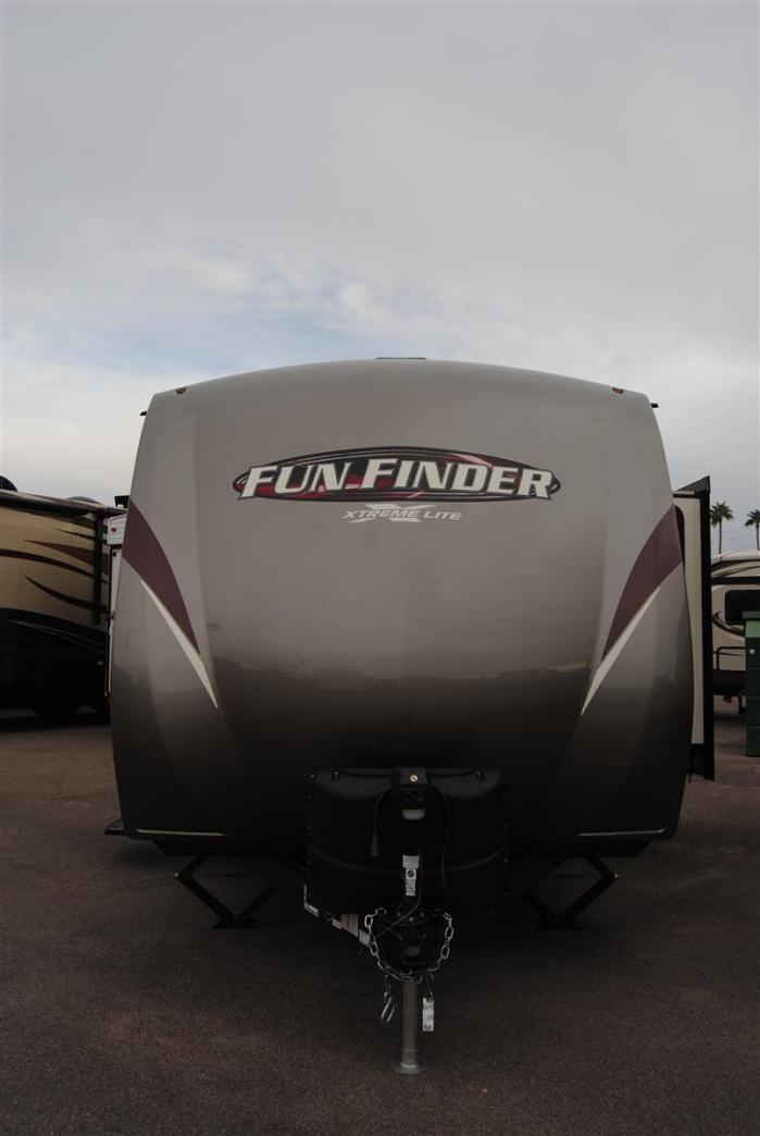 2007 Cruiser FUN FINDER 139