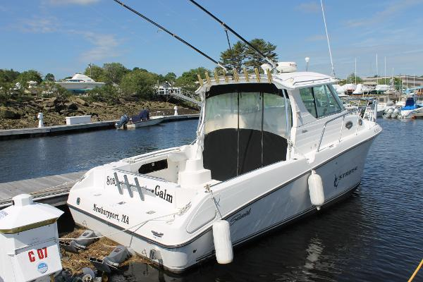 2006 Seaswirl Striper 2901 PILOTHOUSE