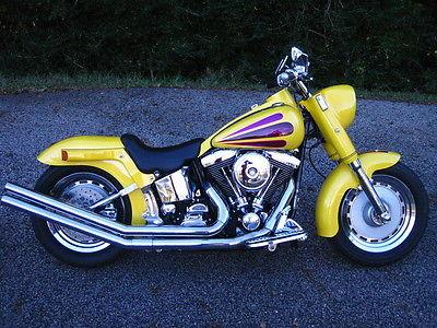 New Starter Harley Davidson FLSTF Fat Boy 1340cc 1990 90