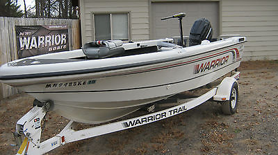 Warrior Boats for sale