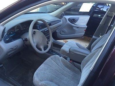 Chevrolet : Malibu 1999 chevy malibu