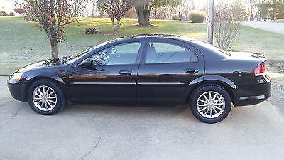 Chrysler : Sebring LXI 2003 chrysler sebring lxi sedan 4 door 2.7 l