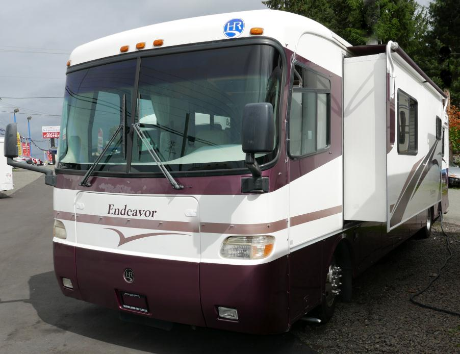 Holiday Rambler 38 Rvs For Sale In Washington