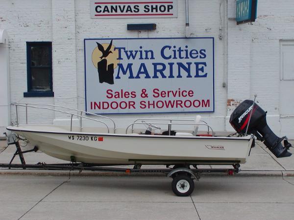 2005 1977 Boston Whaler Sport 15