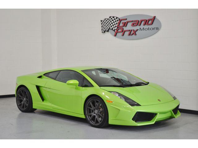 Lamborghini : Gallardo 2dr Cpe 2008 lamborghini gallardo coupe 2 d forgiato wheel exaust lp 560 bumper egear