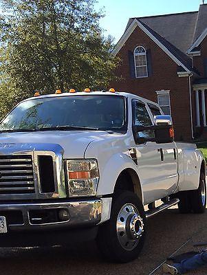Ford : F-450 2008 f 450 super duty