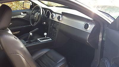 Ford : Mustang Bullitt GT Premium 2008 ford mustang bullitt