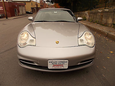 Porsche : 911 Carrera Coupe 2-Door 2003 porsche 911 carrera coupe 2 door 3.6 l