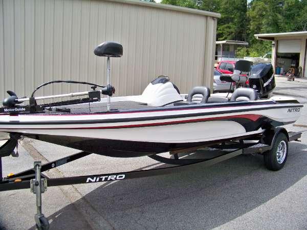 2006 Nitro 482 SC