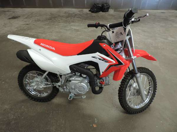 honda crf110f motorcycles for sale in lancaster california. Black Bedroom Furniture Sets. Home Design Ideas