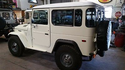 Toyota : Land Cruiser LANDCRUISER ONE OF THE NICEST AVAILABLE - LATE MODEL HIGHWAY GEARS 100% RUST FREE 20 PHOTOS