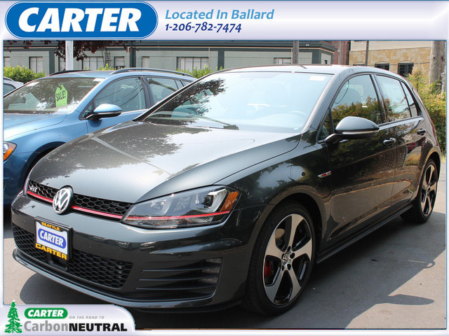 2015 Volkswagen Golf GTI Seattle, WA