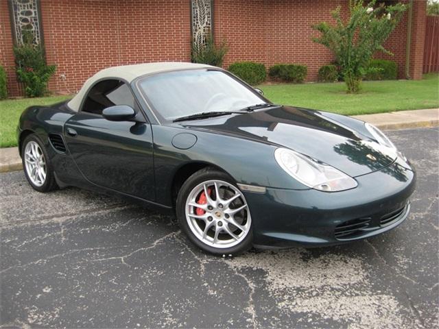 2003 Porsche Boxster S Tulsa, OK