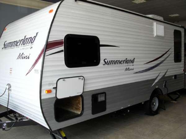 2016 Summerland 1750RD