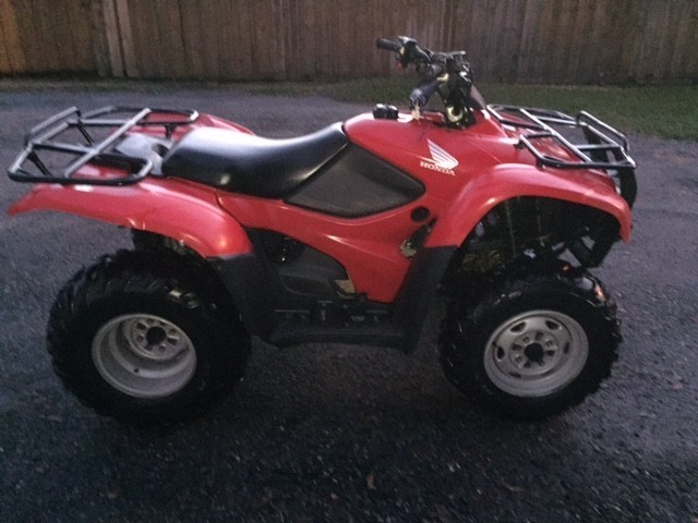 Honda fourtrax rancher 420 4x4 motorcycles for sale for Honda 420 rancher for sale