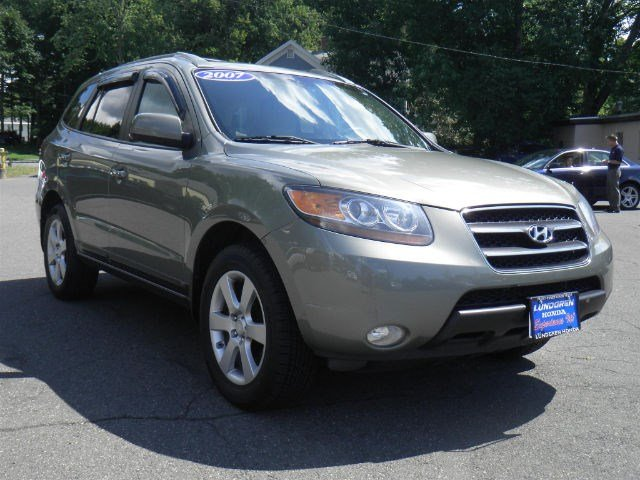 2007 hyundai santa fe limited awd cars for sale. Black Bedroom Furniture Sets. Home Design Ideas