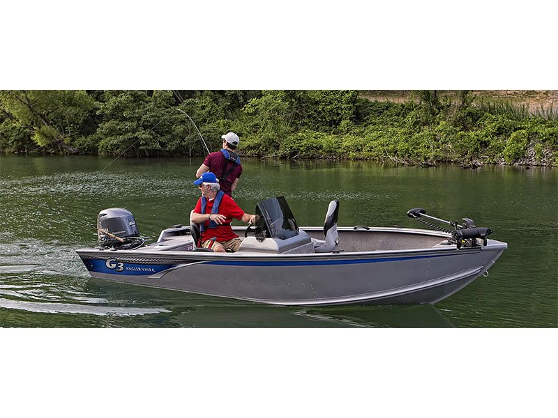 2015 G3 BOATS Angler V167 C