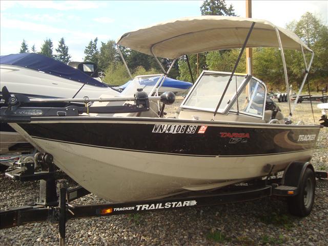 2000 TRACKER BOATS Tracker Boats 17 TARGA