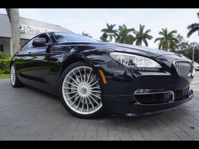 2015 BMW 650 Gran Coupe Pompano Beach, FL