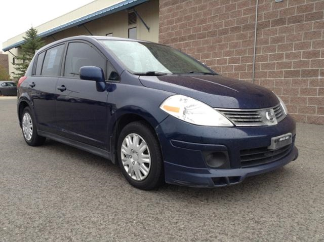 2007 Nissan Versa Missoula, MT