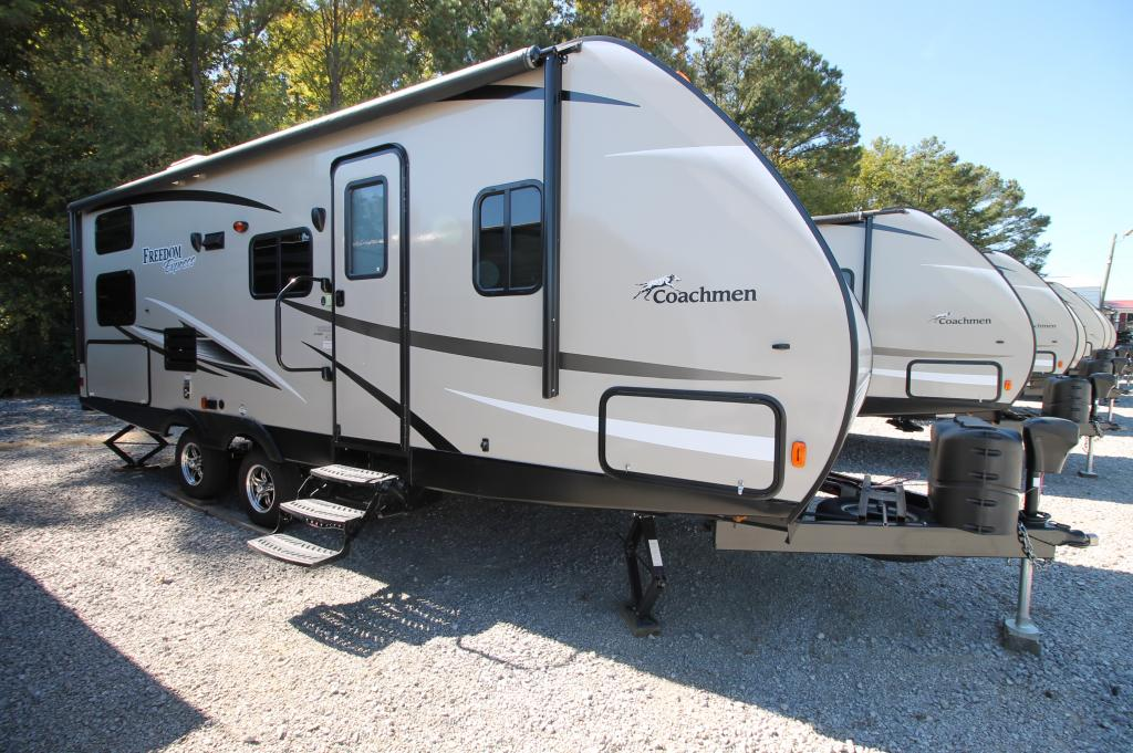 Coachmen Apex 18 Bh RVs for sale